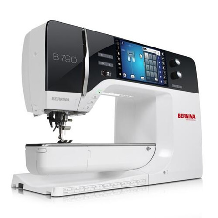 Bernina 790 Sewing Machine & Embroidery Unit