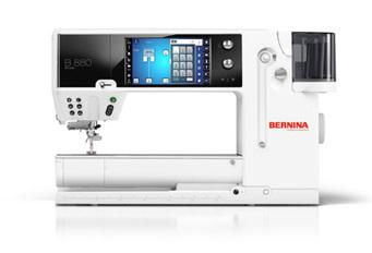 Bernina 880 Plus Sewing Machine & Emb Unit