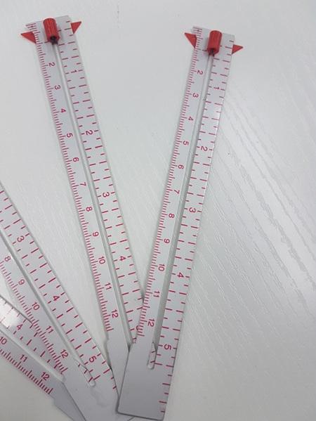 Bernina Buttonhole Measure