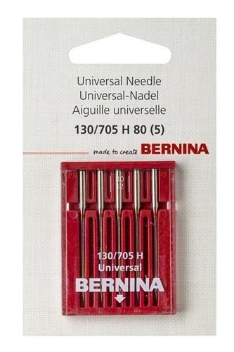 Bernina Universal Needle 130/705 H 80