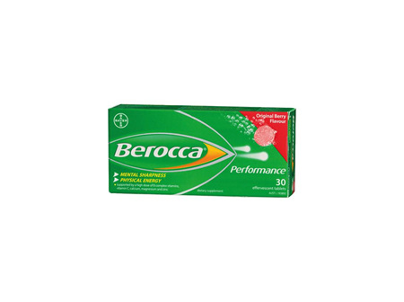 BEROCCA Performance Original 30s