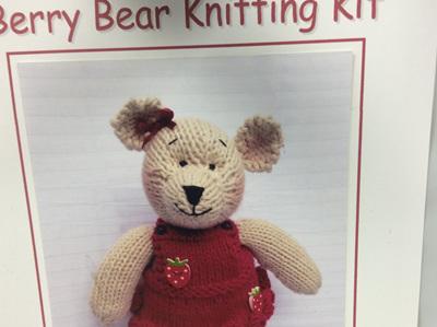 Berry Bear Kit