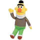 Bert 18cm beanie Soft Toy