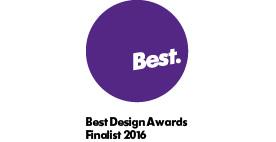 Best Design Awards Finalist Designed Objects 2016 diamond ring