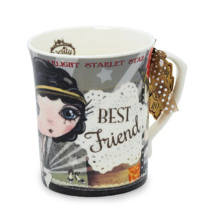 Best Friend - Verity Rose Mug