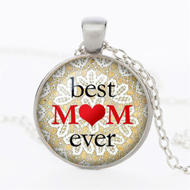 Best Mom Ever Necklace (3 colours)