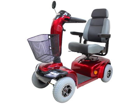 Best Selling  Deluxe Mid-Range Mobility Scooter HS 559