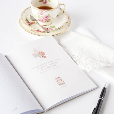 Bestow Blessing Journal