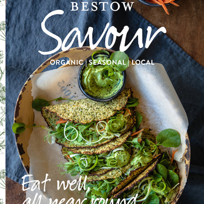 Bestow Savour Cookbook
