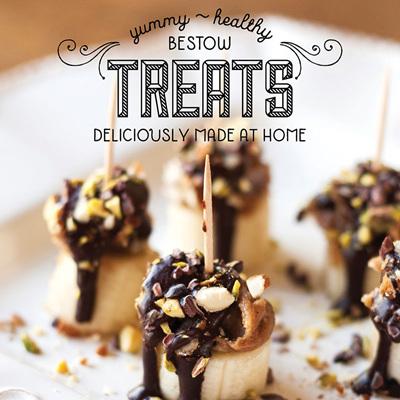 Bestow Treats cookbook 1