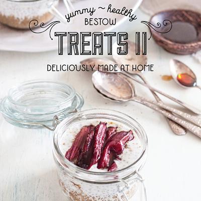 Bestow Treats Cookbook 2