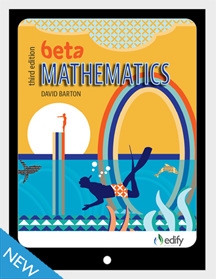 Beta  Mathematics, 3e VitalSource eBook