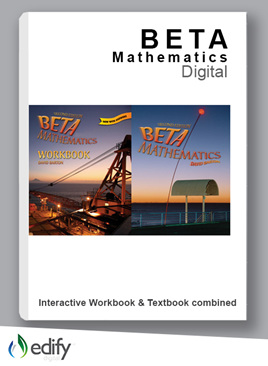 Beta Mathematics Digital Annual Subscription