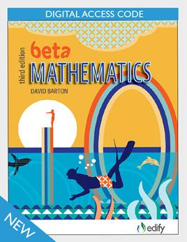 Beta  Mathematics, 3e VitalSource eBook