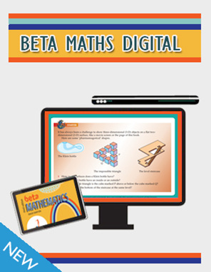 Beta Maths Digital by David Barton - buy online from Edify