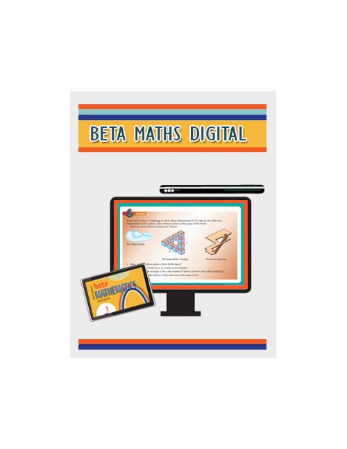 Beta Maths Digital by David Barton - buy online from Edify
