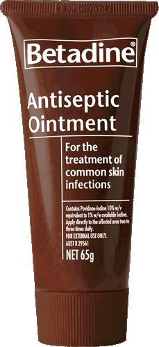 Betadine Antiseptic Ointment - 25g