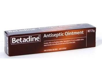 BETADINE Antiseptic Ointment 25g