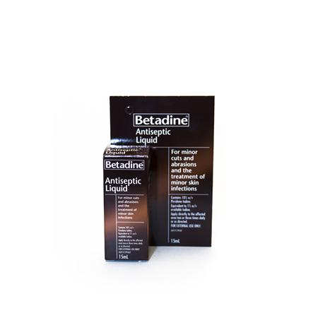 Betadine Liquid