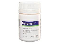 BETAMIN 100MG 100 301895
