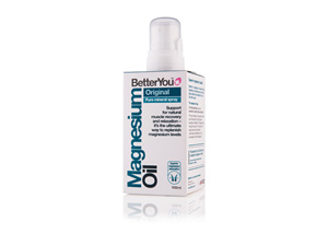 Better You Magnesium Oil Original Support for natural muscle recovery - 100ml