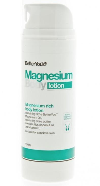 BETTER YOU MAGNESIUM RICH BODY LOTION 150ML