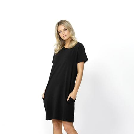 BETTY BASICS GWEN DRESS IN BLACK