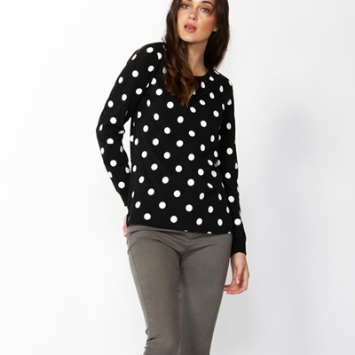 Betty Basics - Millie Top - Spot