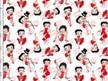 Betty Boop  Poplin 150cm
