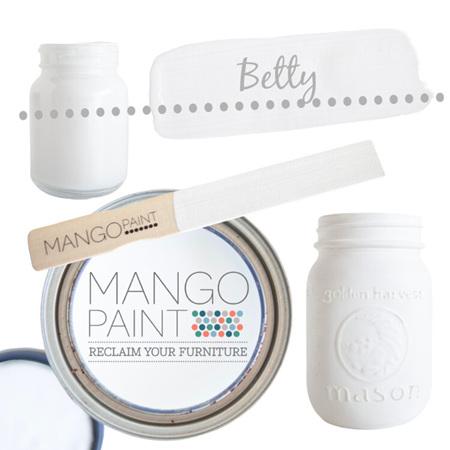Betty Mango Paint