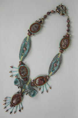 Betty Neve, Crazy Horses Captured, Fire Mountain Gems and Beads