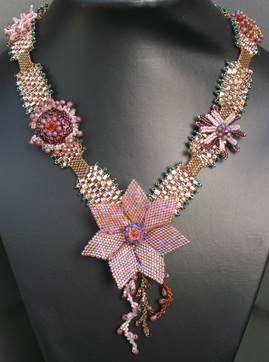 Betty Neve, Desert Tranquility, Fire Mountain Gems and Beads