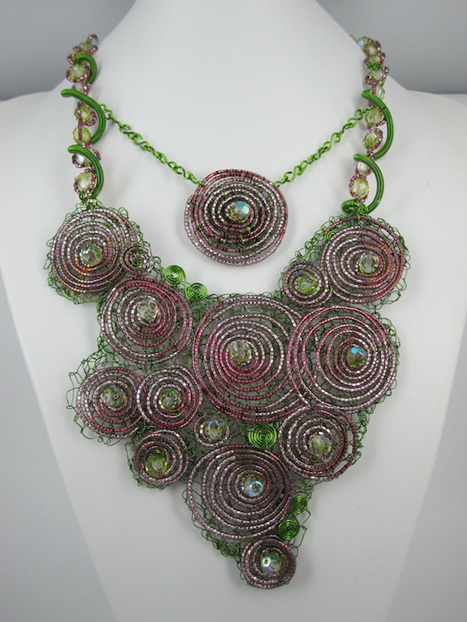 Betty Neve, Hypnotic, Fire Mountain Gems and Beads