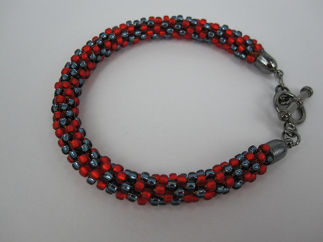 Betty Neve, Kumihimo Bracelet