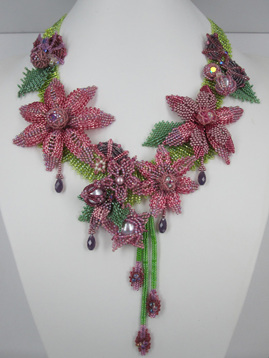 Betty Neve, Paradise, Fire Mountain Gems and Beads