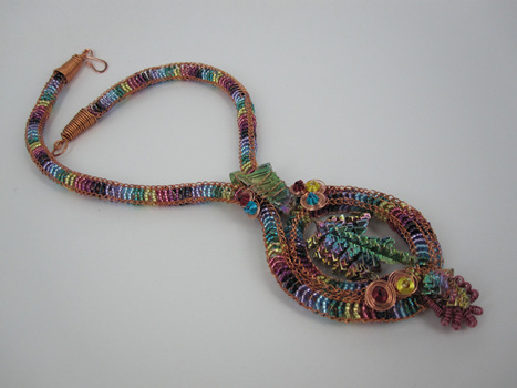 Betty Neve, Rainbow Connection, Fire Mountain Gems and Beads