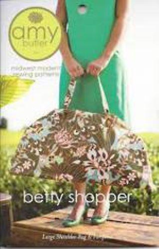 Betty Shopper Bag Pattern
