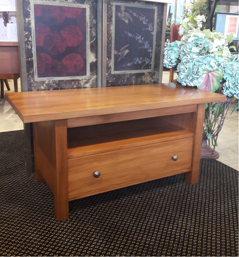 Bexton TV Stand Designed & NZ Made to order Solidwood
