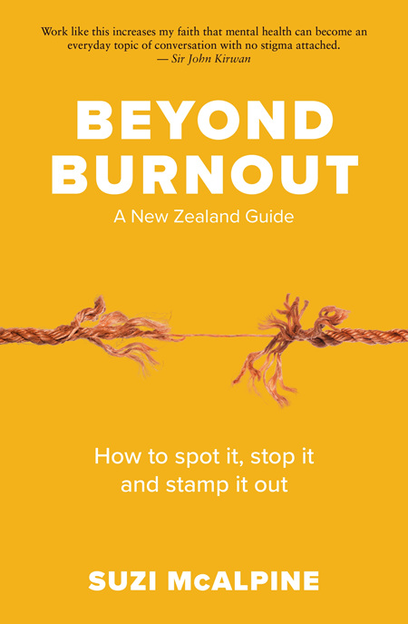 Beyond Burnout: A New Zealand Guide (PRE-ORDER ONLY)