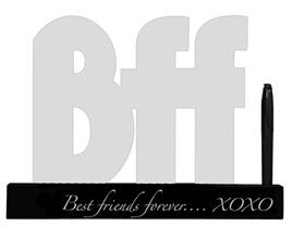 BFF - Signature Letters