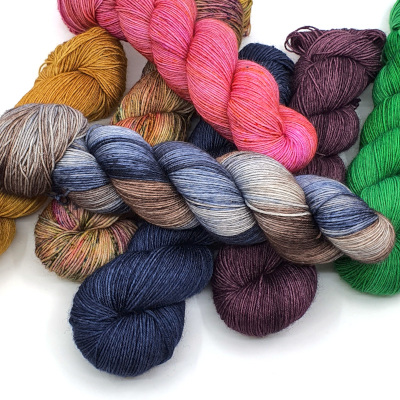 BFL 4ply Bluefaced Leicester