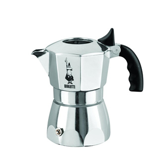 Bialetti Brikka 4 Cup espresso maker