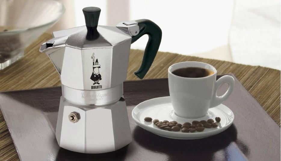 Bialetti produce legendary stovetop  espresso makers!