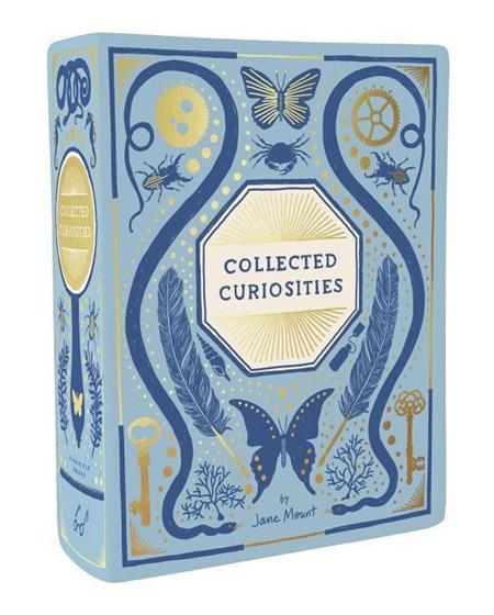 Bibliophile Vase: Collected Curiosities