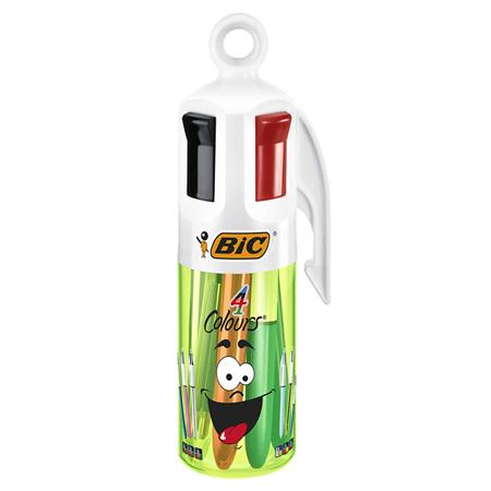 Bic 4 Colour Multi Pen Set