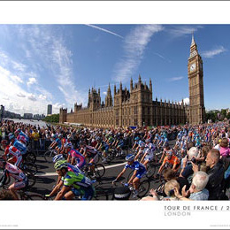 Big Ben - 2007 Tour de France