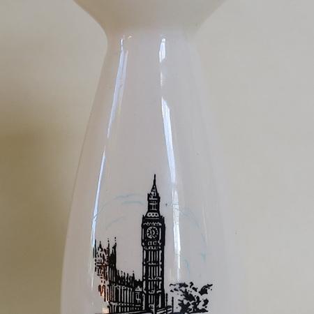 Big Ben bud vase