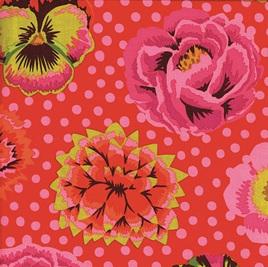 Big Blooms Red GP91103