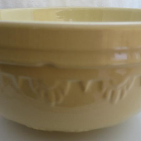 Big vintage mixing bowl