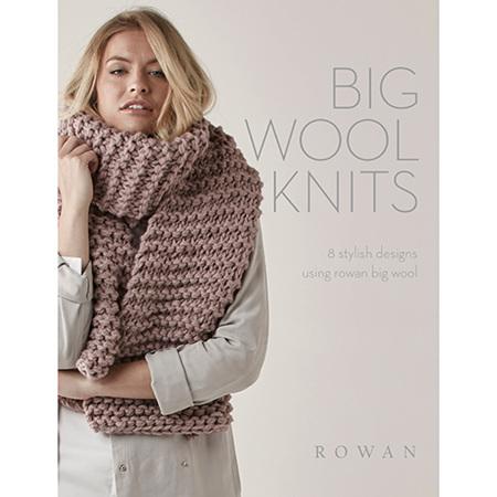 Big Wool Knits - 8 Designs by Quail Studio